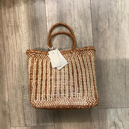 Cannage Lizard Small tan/naturel- Dragon Bags