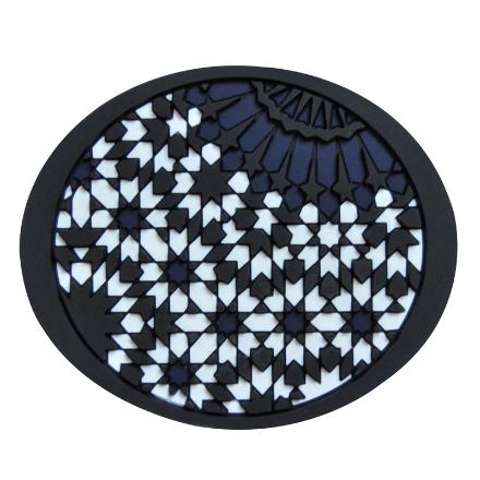 "Porte savon ""Mosaic in out"" - Image d'Orient"
