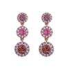 Boucles d'oreilles Sienna - Lily &Rose