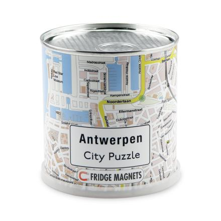 Antwerpen city puzzle magnets - Extragoods
