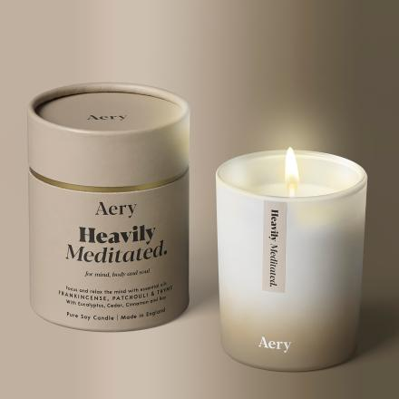 Aromatherapy - Heavily meditated