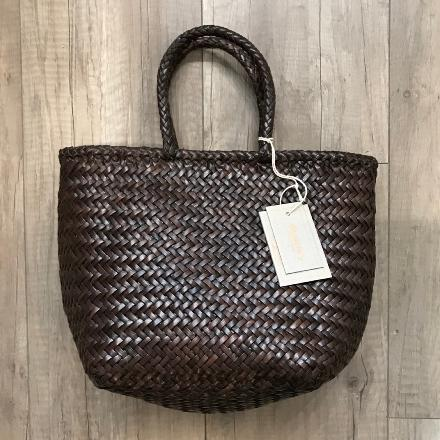 Grace small Dark Brown - Dragon Bags