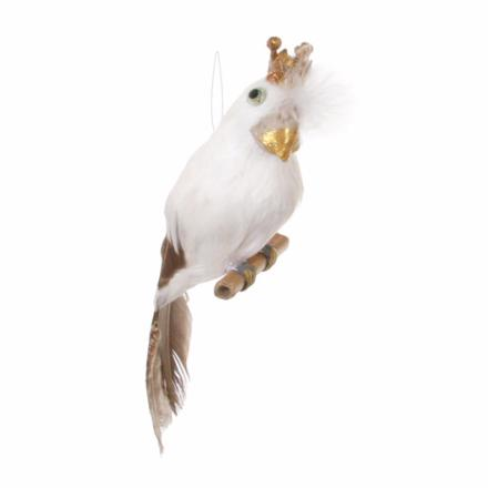Feather Parrot white - Shishi