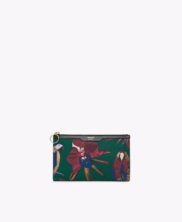 Clutch Tropical night Pocket - Wouf