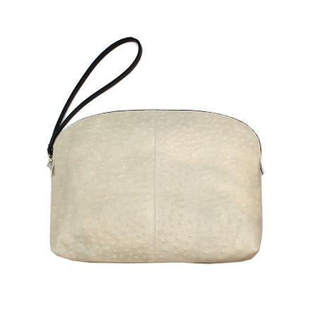 Sac Toinys L Autruche Ivory - Linde gallery