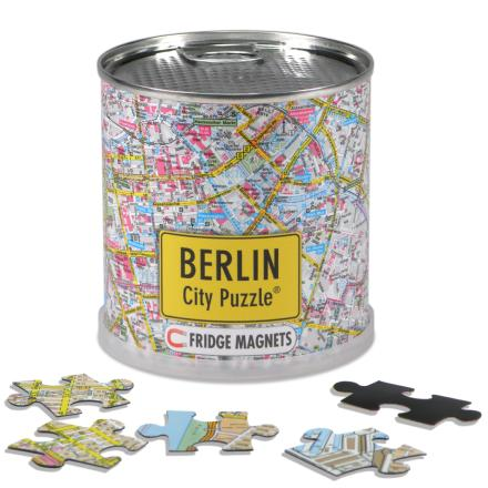 Berlin city puzzle magnets - Extragoods