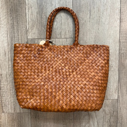 Lunch Basket big TAN - Dragon Bags
