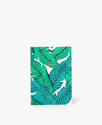 Carnet A5 Tropical - Wouf