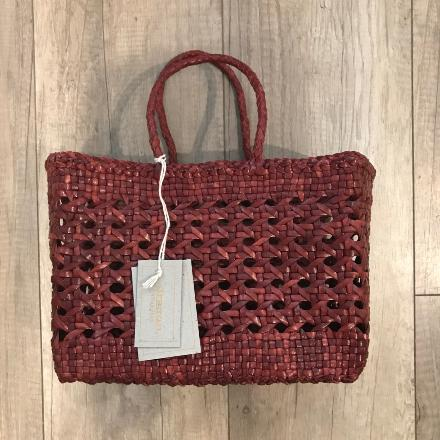 Cannage small Bordeaux - Dragon Bags