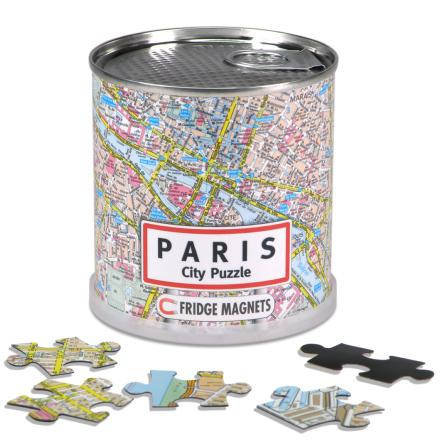 Paris city puzzle magnets - Extragoods