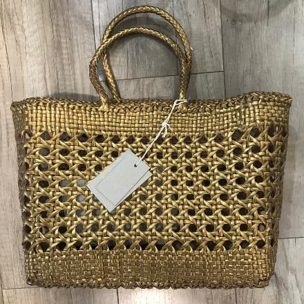 Cannage big Gold - Dragon Bags