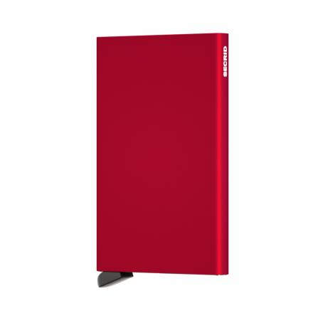Cardprotector RED - Secrid
