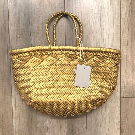 6 Lines Bamboo triple jump small  Gold - Dragon Bags