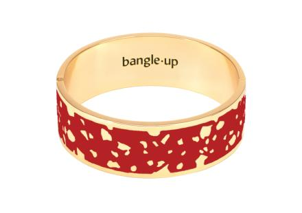Lucy rouge velours  - Bangle Up