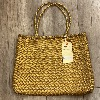 Sophie large Gold - Dragon Bags